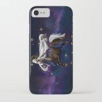zodiac iPhone & iPod Cases featuring Zodiac by Aoi Hikari Arts