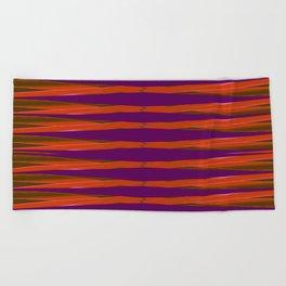 Irregular Beach Towel