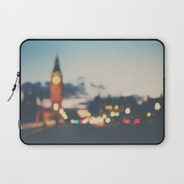 london lights Laptop Sleeve