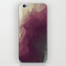 Grapes and the Vineyard iPhone Skin
