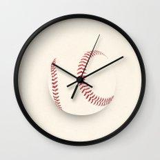Moneyball Wall Clock