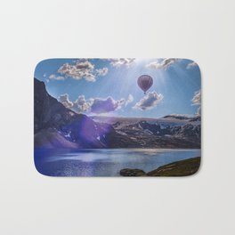 Lofoten Island Norway Bath Mat