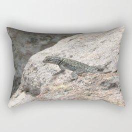 Desert Spiny Lizard, No. 1 Rectangular Pillow
