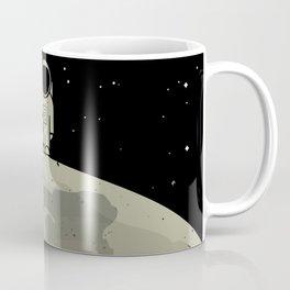 Moon Walk Coffee Mug