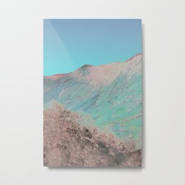 Chromascape 36 (highlands) Metal Print
