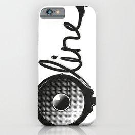 Bassline iPhone Case