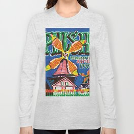 phish amsterdam 1997 2021 Long Sleeve T-shirt