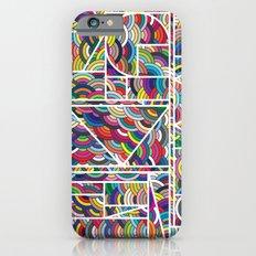 Kaku Technicolor Slim Case iPhone 6s