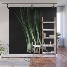Green onion Wall Mural