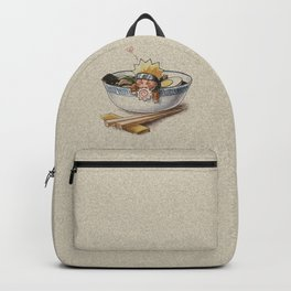 Naruto Ramen Backpack