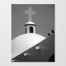 Our Lady of Carmen Canvas Print