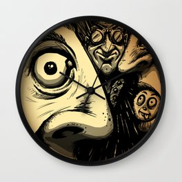 Incoming Wall Clock