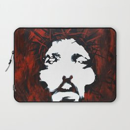 Prince of Peace Jesus Christ Painting Laptop Sleeve