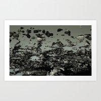 Sicily Lights #1 Art Print