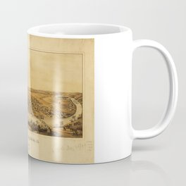 View of Fredericksburg, Virginia (Nov. 1862) Coffee Mug