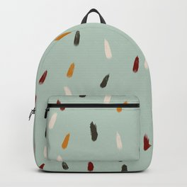 Inkanyamba - Colorful Decorative Abstract Art Pattern Backpack