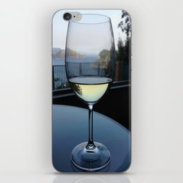 Relaxing Wine iPhone Skin