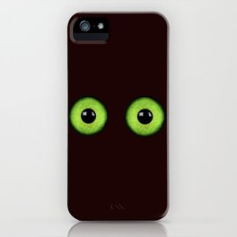 The Ghoul In The Other Room iPhone Case