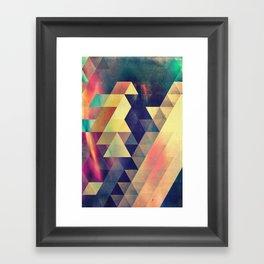 shyft Framed Art Print