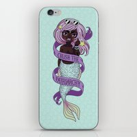 patriarchy iPhone & iPod Skins featuring ♀ Crush the patriarchy ♀ by ♡ SUSHICORE ♡