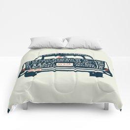 Going West Comforters