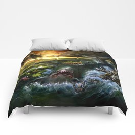 Plight of the Seabots Comforters