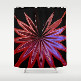 Processed Aroma Shower Curtain