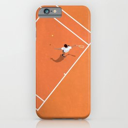 French Open | Tennis Grand Slam  iPhone Case