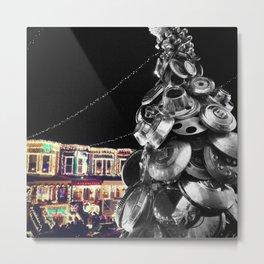 Lights Hon, instagram photo Metal Print