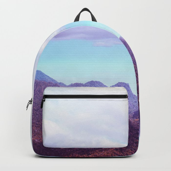 Pastel vibes 54 Backpack