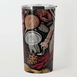 Intertidal Life of the North Atlantic (without species list) Travel Mug