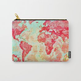Oh, The Places We'll Go... Carry-All Pouch