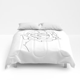 Rose Up Comforters