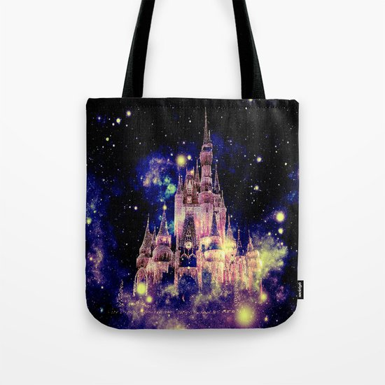Celestial Palace Deep Pastels Tote Bag