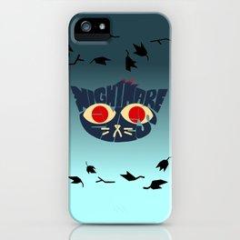 Mae - Nightmare eyes iPhone Case