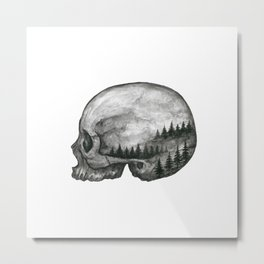 Nature prevails Metal Print
