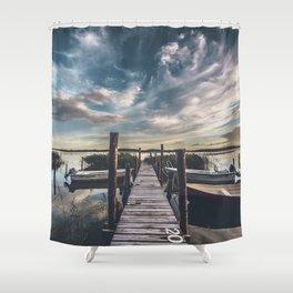 Vanity II Shower Curtain