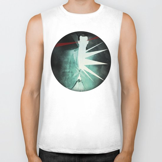 light suit Biker Tank