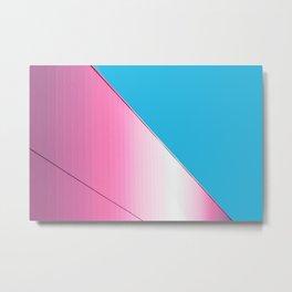 Skymetric • 2 Metal Print