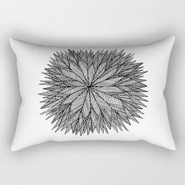 Prickly Star Rectangular Pillow