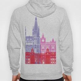 Burgos skyline pop Hoody