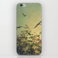 freedom iPhone & iPod Skins featuring Freedom by Victoria Herrera