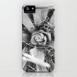 Centered II iPhone Case
