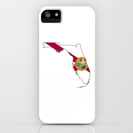 Florida Love! iPhone Case