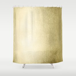 Simply Gilded Palace Gold Shower Curtain