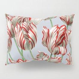 Semper Augustus Tulips Pillow Sham