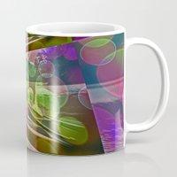 silent Mugs featuring Silent Peace by BeachStudio