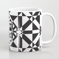 compass Mugs featuring Compass by Vadeco
