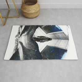 Astronaut Isolation Rug
