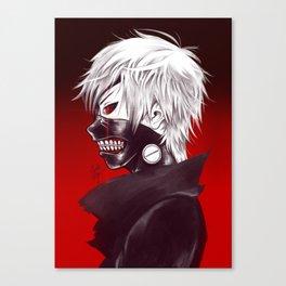 Kaneki Ken TG Canvas Print